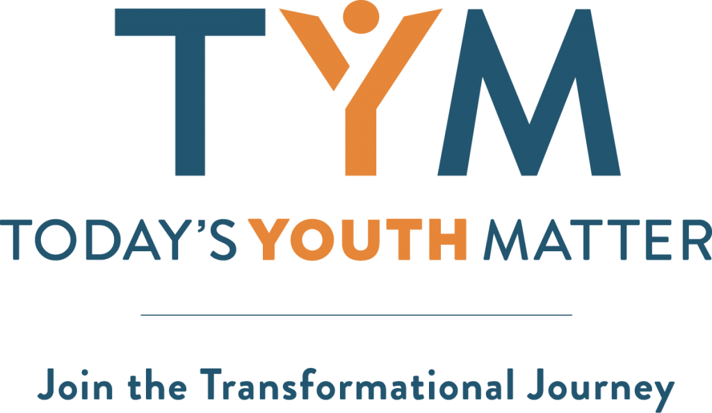 Todays Youth Matter Logo – Tagline